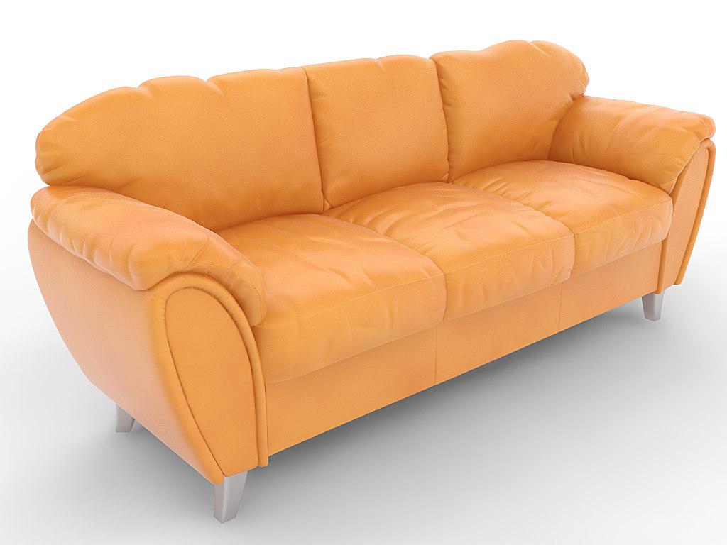 3ds max roma sofa