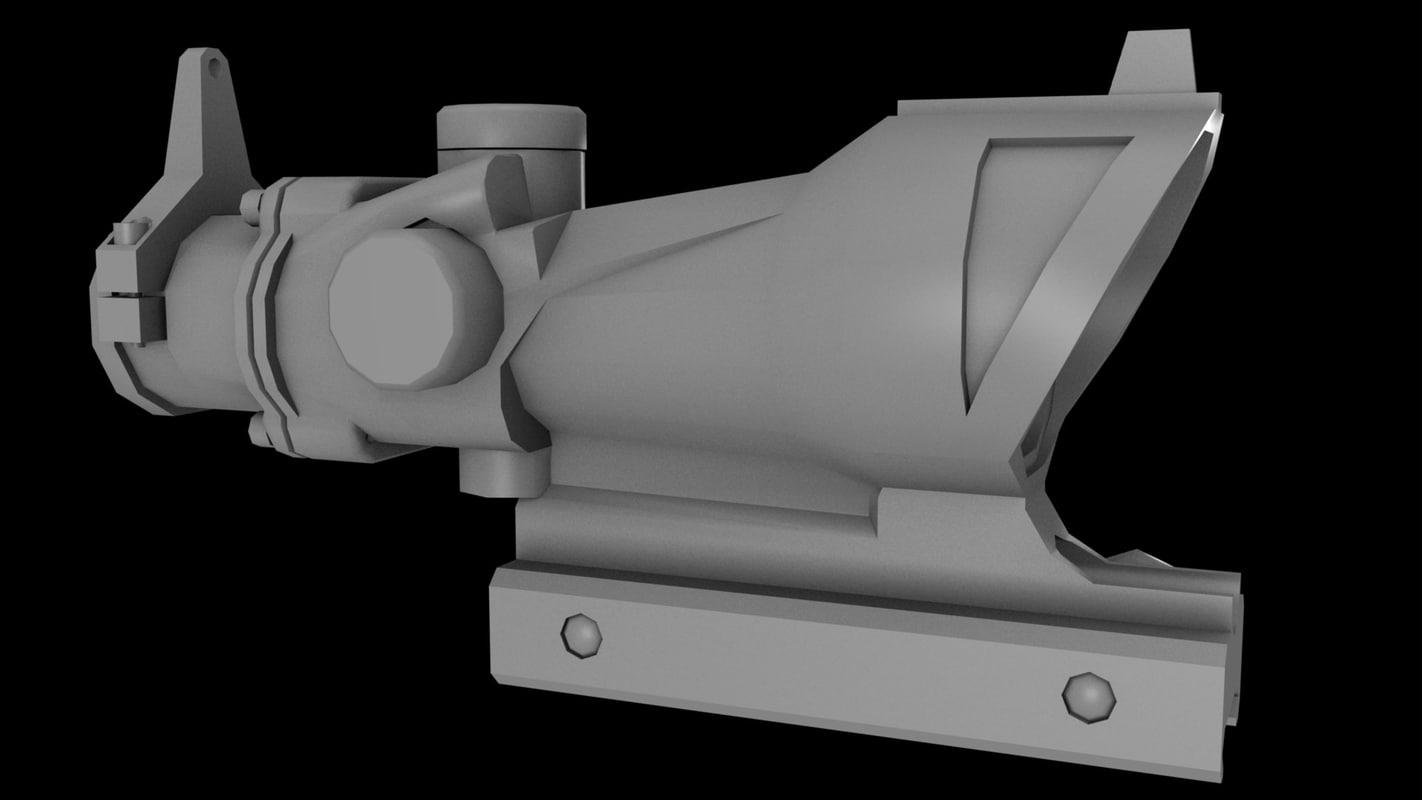 acog scope 3d 3ds