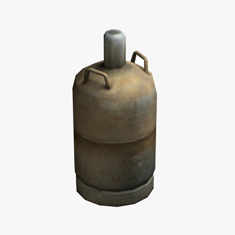 3d old bomb gas