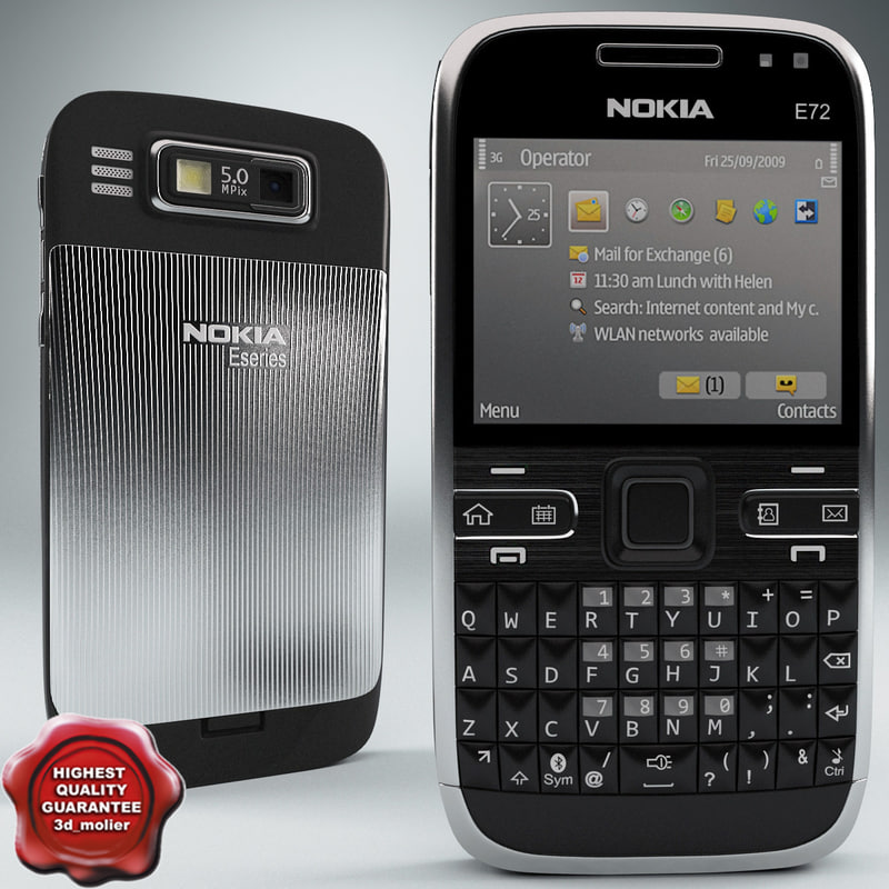 Product Review: Nokia E72