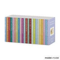 3d model children books set
