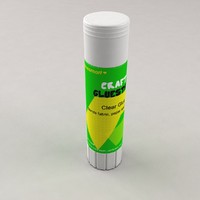 gluestick glue stick 3d model