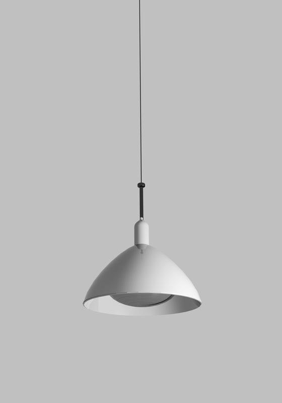 3ds max modern lamp