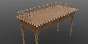 3d luxology modo model