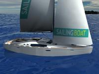 sailing boat ocean max