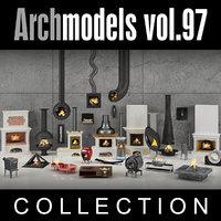 archmodels vol 97 3d model