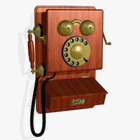 FR Antique Phone