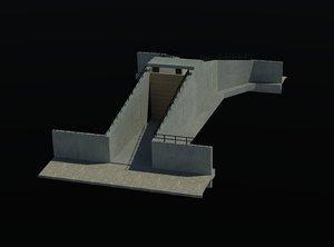 3d control structure