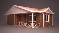 homes facade roof dwg