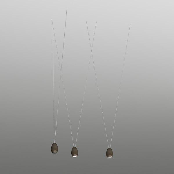 free lamp hanging 3d model