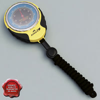Pocket Fishing Barometer Altimeter