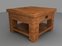 lwo coffee table
