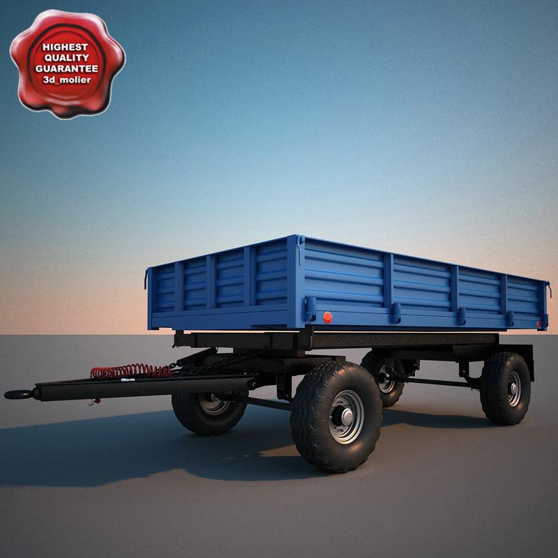 3d utility trailer v2