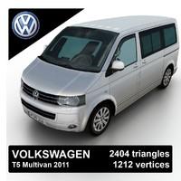 Volkswagen T5 Multivan 2011