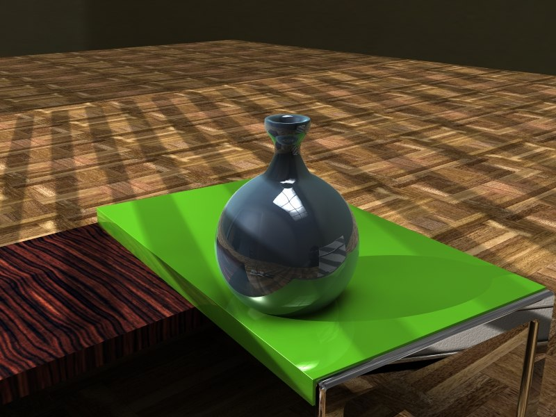 vase decoration 3d dxf