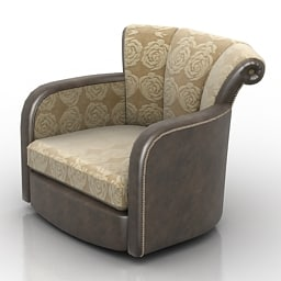 arm chair 3ds