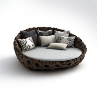 b&b italia canasta outdoor sofa