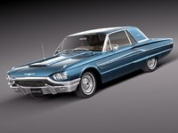 Ford Thunderbird 1965 Coupe