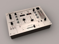 3dsmax pioneer mixer