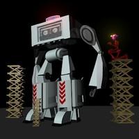 maya music robot