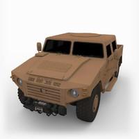 nimr base 3d model