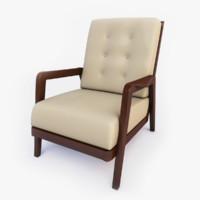 chair_Armchair 02