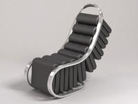 3dsmax chairs jie-jyun