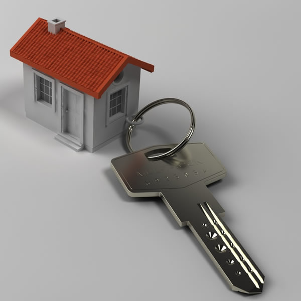 3d keychain 02 model