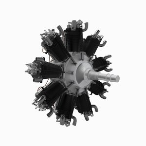 3ds max radial engine