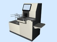 c4d self scanning checkout