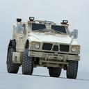 US Army Oshkosh M-ATV Mine Resistant Ambush Protected Vehicle