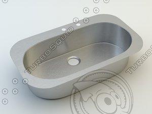 3d barazza sink