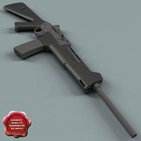 3d benelli mr1 carbine model