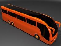 concept bus 3d max