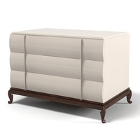 Elledue B 403  Thais chest of drawers commode art deco modern contemporary