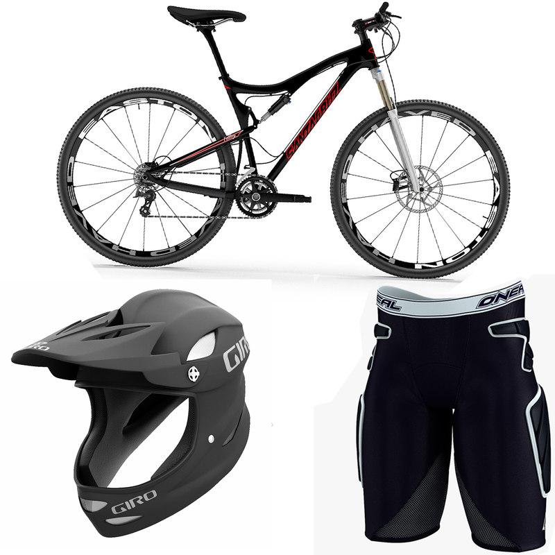 max mountain bike o