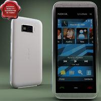 Nokia 5530 Blue