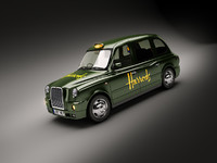 TX4 London Taxi Branded