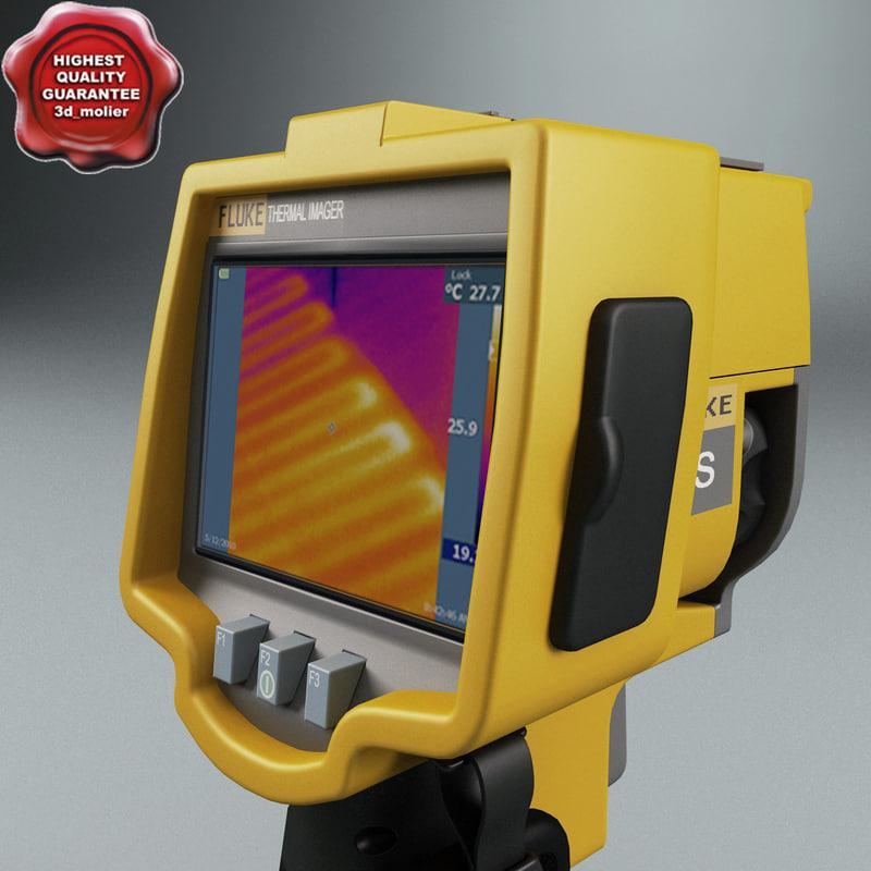 thermal imager 3d max