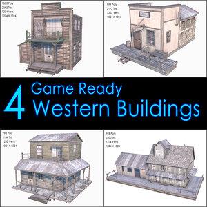 max western buildings house ii