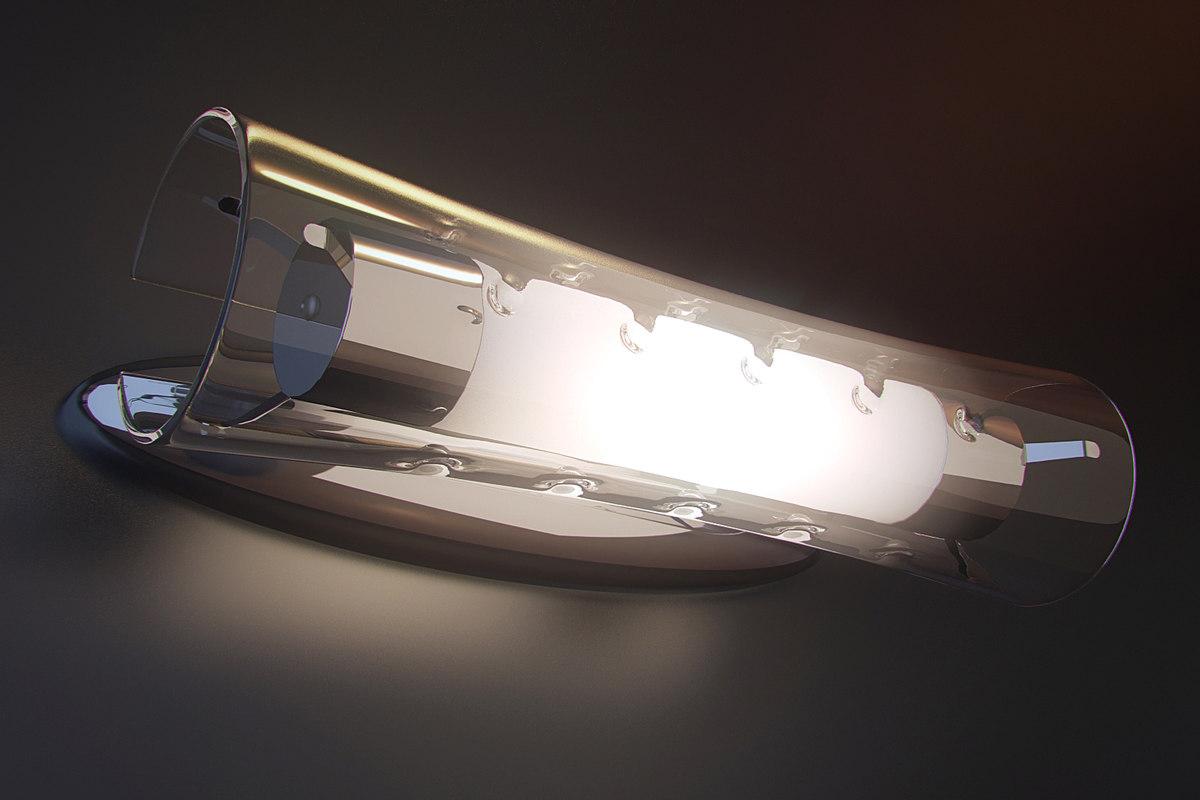 wall lamp aureliano toso 3d model