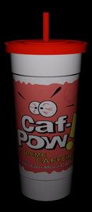 cup caf-pow obj