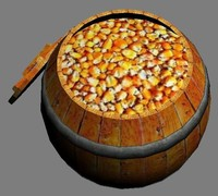 Corn Barrel