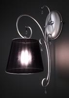 wall lamp hans kogl 3d max