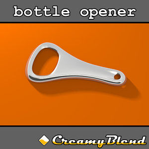 3ds bottle opener