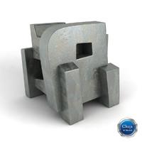 3d model sculpture
