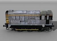 Shunter engine