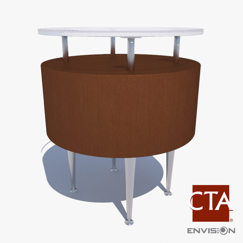 end coffee table 3ds
