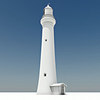 split point lighthouse 3ds