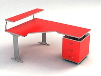 worktable 3d max